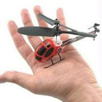 Wireless Remote Controlled Helicopter