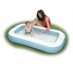 Intex Inflatable Rectangular Water Pool For Children
