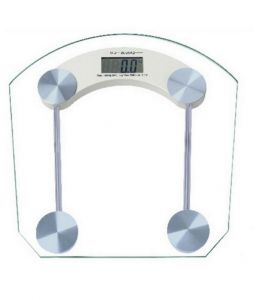 Digital Personal Weight Scale Bathroom Weighing 8mm