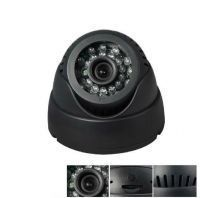 Night Vision Cctv IR Camera With Inbuilt Dvr Recording- Card Slot