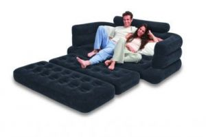 Sofas & sectionals - Intex Inflatable Full Size Pull-out Sofa Cum Bed