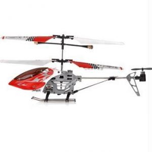 Steel Frame 3 Channel Rc Helicopter - Night Light
