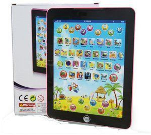 Educational Toys - Educational Tablet Laptop Computer Child Kids