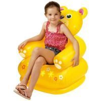 Inflatable Teddy Bear Chair For Kids