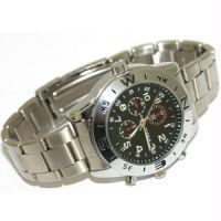 Super Spy HD Digital Spy Camera Watch Dvr 4GB