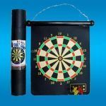 Magnetic Dart Board Hit Bulls Eye
