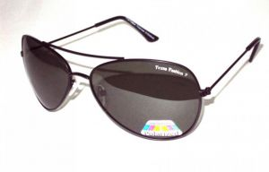 Sigma Black Aviator Polarized Sunglasses