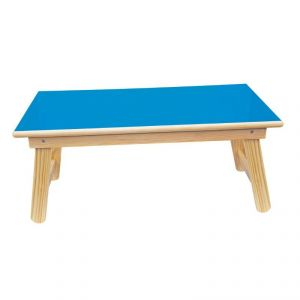 Multi Purpose Activity Wooden Base Folding Table