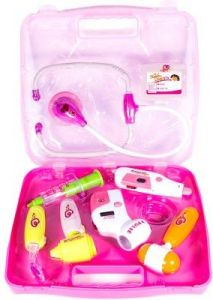 Emob Electronic Doctor Play Set Medical Box