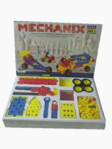 Mechanix Cars 3 , 15 Models 175 PCs Plastic Engineering Construction Set Ga