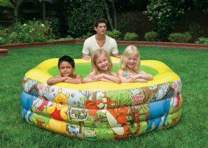 Intex Winnie The Pooh Inflatable Pool 57494