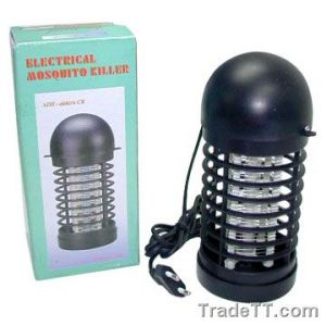 Home Utility Gadgets - Insect Mosquito Killer Cum Night Lamp With Wire - Big Size