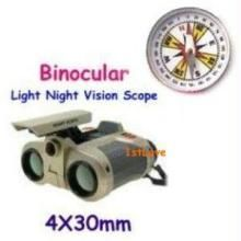 Night Scope Binoculars Magnetic Compass 38mm