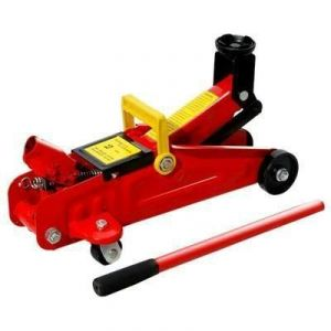 Car Performance Enhancers - Hydraulic Trolley Jack 2 Ton Professional