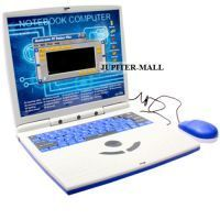 Jumbo 22 Activities English Learner Kids Educational Laptop Toys Toy 120