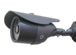 Maxtouuch Electronics - Bullet Big Size, Waterproof ,cctv Camera ,1-4th Inch CMOS 700 Tvl, With Bracket