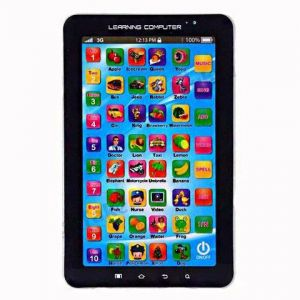 Home Basics P1000 Kids Educational Tablet