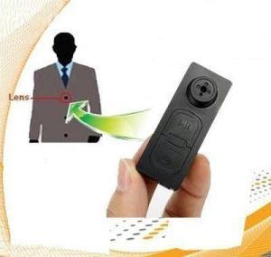 Spy Button Camera Dvr