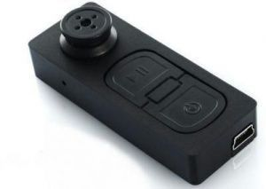HD Button Spy Camera