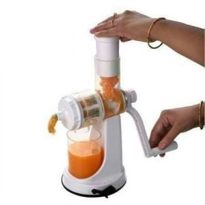 Plastic Fruit & Vegetable Juicer