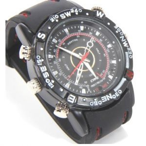 4GB Sportywatch Sporty Watch Spy Camera