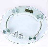Digital Personal Weight Scale Glass Weighing Machine