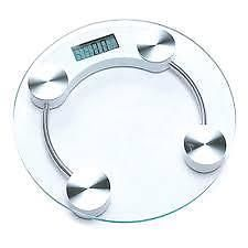 8mm Imported Digital Bathroom Weighing Scale Personal Scale With LCD Display