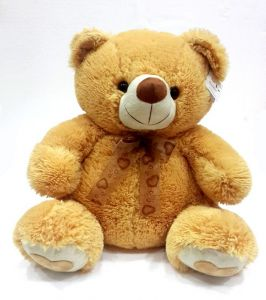 Soft Buddies Brown Softy Bear Big - Brown-teddy Bears(code - A2)