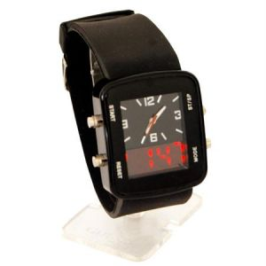 Men's Watches   Rectangular Dial - New Stylish Sports Watch For Men - Mfmw552012