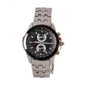 Curren Men Planet Ocean Series Steel Watch