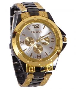 Hi Lifestyles The Very Stylish Watch For Men Ls1004