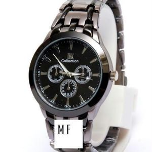 Stylish Steel Wrist Watch For Men