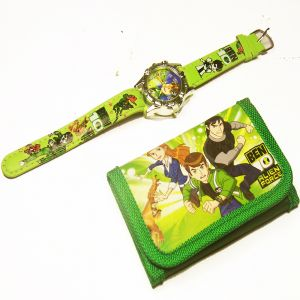 Gifts Kids Hampers -watch With Wallet