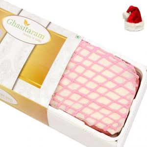 Christmas Cakes - Christmas Gifts Mithai Cake -Strawberry Irish Cake