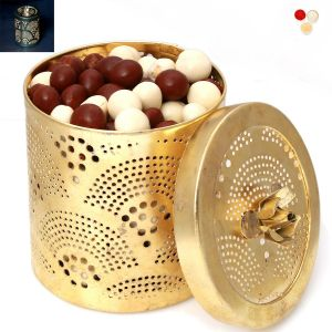 Ghasitaram Gifts Chocolates - Golden Nutties Jar