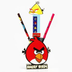 Kids Gifts-angry Bird Pen/ Pencil Holder