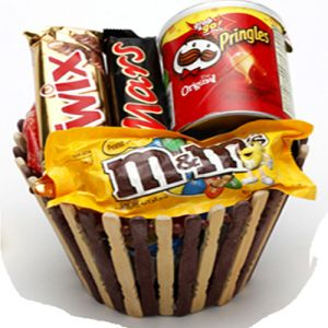 Gift Hamper-chocolate Basket