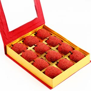 Sweets-ghasitarams Red Litchi Box