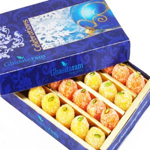 Sweets-ghasitaram Gifts Coconut Delight