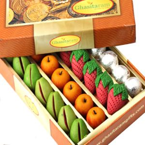 Sweets-ghasitarams Fruit Box