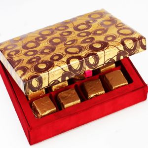 Chocolates-roasted Almond Chocolate Box