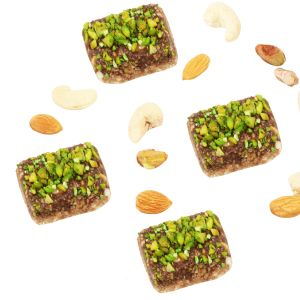 Mithais (Misc) - Sweets- Kaju Chocolate Dryfruit Delight
