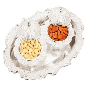 Dry Fruits - Diwali Dryfruits - Spirit Multipurpose Dryfruit Tray