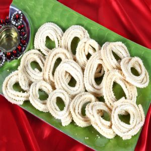 Wafers, Chips etc. - Namkeens Ghasitarams Butter Chakli