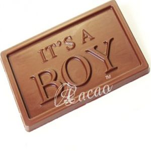 Chocolates - Its A Boy Sugarfree Chocolate Bar