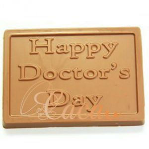 Chocolates - Happy Doctors Day Sugarfree Chocolate