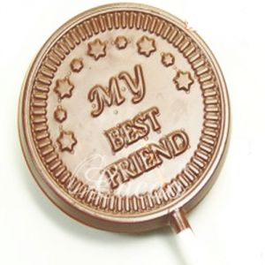 Chocolates-my Best Friend Lollies
