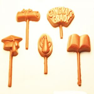 Chocolates - Graduation Sugarfree Lollies