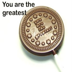 You Are The Greatest Lollies