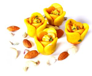 Sweets -mango Flowers